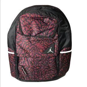 Nike Air Jordan Backpack All World Gym bag Laptop